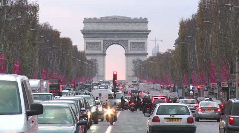 Trafico Paris